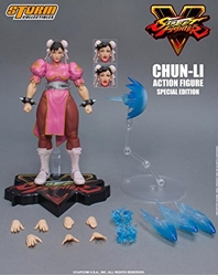Picture of Street Fighter V Chun-Li Special Edition Storm Collectibles Action Figure