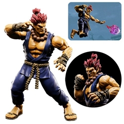 Picture of Street Fighter V Akuma Special Edition Storm Collectibles Action Figure
