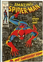 Picture of Amazing Spider-Man #100