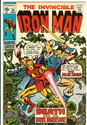 Picture of Iron Man #26