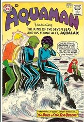 Picture of Aquaman #16