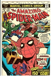 Picture of Amazing Spider-Man #150
