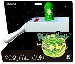 Picture of Rick and Morty Portal Gun