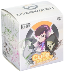 Picture of Cute But Deadly Series 3 Overwatch Blind Box