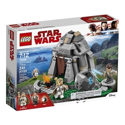 Picture of LEGO Star Wars Ahch-To Island Training Set