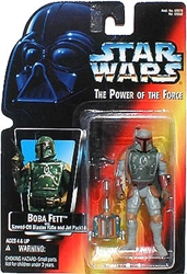 Picture of Star Wars Power of the Force Boba Fett Action Figure