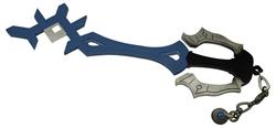 Picture of Kingdom Hearts Rainfell Keyblade Replica