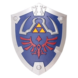 Picture of Legend of Zelda Hylian Shield Replica
