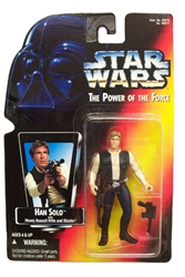 Picture of Star Wars Power of the Force Han Solo Action Figure