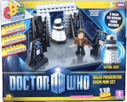 Picture of Doctor Who Dalek Progenitor Room Mini Set