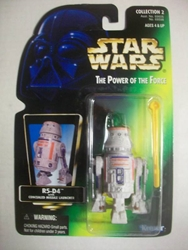 Picture of Star Wars Power of the Force R5-D4 Action Figure