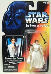Picture of Star Wars Leia Organa Power of the Force Action Figure