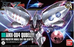 Picture of AMX-004 Qubeley HG 1/144 Model Kit