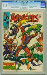 Picture of Avengers #55