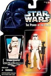 Picture of Star Wars Power of the Force Stormtrooper Action Figure