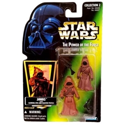 Picture of Star Wars Power of the Force Jawas Action Figure