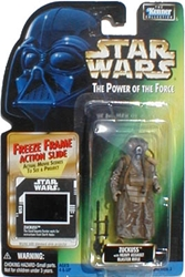 Picture of Star Wars Zuckuss Power of the Force Freeze Frame Action Figure