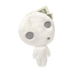 Picture of Princess Mononoke Kodama Coin Purse