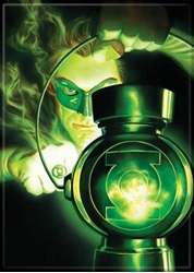 Picture of Green Lantern Alex Ross Magnet