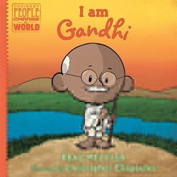 Picture of I Am Gandhi HC