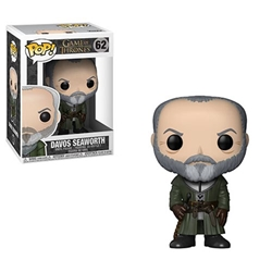 Picture of Game of Thrones Davos Seaworth Pop! Vinyl Figure