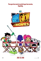 Picture of Teen Titans Go! The Movie 1-Sheet Poster