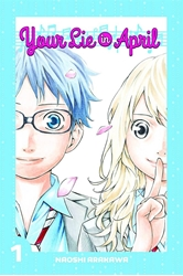 Picture of Your Lie in April GN VOL 01