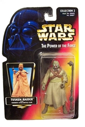 Picture of Star Wars Power of the Force Tusken Raider Action Figure