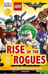 Picture of LEGO Batman Rise of the Rogues DK Readers Level 2 HC