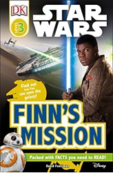 Picture of Star Wars Finn's Mission DK Readers Level 3 SC