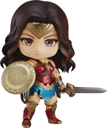 Picture of Wonder Woman Nendoroid Hero's Edition Figure