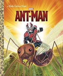 Picture of Ant-Man Little Golden Book