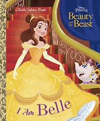 Picture of Beauty and the Beast I Am Belle Little Golden Book