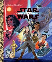 Picture of Star Wars Last Jedi Little Golden Book