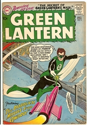 Picture of Green Lantern (1960) #4