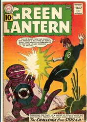 Picture of Green Lantern (1960) #8