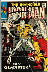 Picture of Iron Man #7