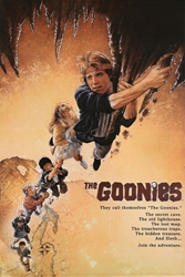 Picture of Goonies Movie Poster