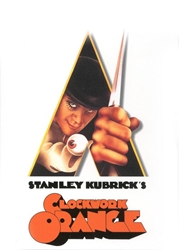 Picture of Clockwork Orange Movie Poster