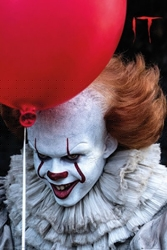 Picture of It Pennywise Balloon Poster