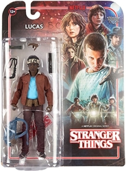Picture of Stranger Things Lucas 7 inch Figure