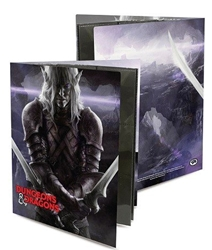 Picture of Dungeons & Dragons Drizzt Character Folio