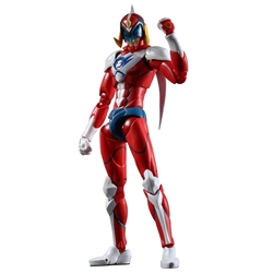 Picture of Infini-T Force Polimar Fighter Gear Tatsunoko Heroes Action Figure