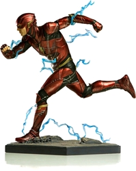 Picture of Flash Justice League Iron Studios Art Scale Statue