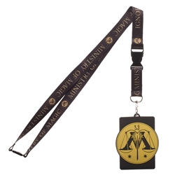 Picture of Harry Potter Ministry of Magic Lanyard