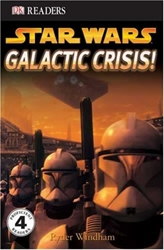 Picture of DK Readers Level 4 Star Wars Galactic Crisis!