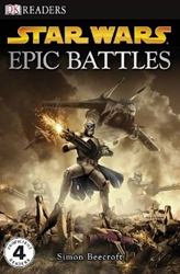 Picture of DK Readers Level 4 Star Wars Epic Battles