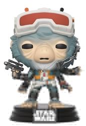 Picture of Pop Star Wars Solo Rio Durant Vinyl Figure