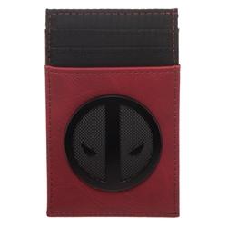 Picture of Deadpool Black Badge Front Pocket Card Wallet