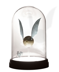 Picture of Harry Potter Golden Snitch Bell Jar Light